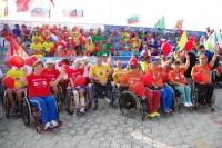 В Евпатории состоялось открытие Всероссийского физкультурно-спортивного фестиваля инвалидов «ПАРА-КРЫМ 2017»