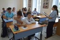 В ялтинской школе №12 состоялась лекция на тему «Права и обязанности несовершеннолетних»