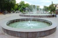 Реконструкция парка им. Тренева началась в центре Симферополя