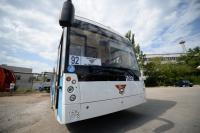 На 92-м маршруте, связывающем Инкерман с центром Севастополя, увеличили количество троллейбусов