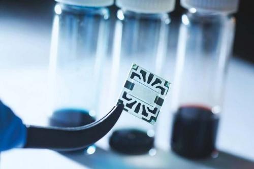 Графеновые электроды повышают гибкость и прозрачность солнечных элементов