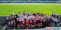 В Керчи открылся фестиваль единоборств