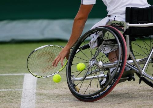 В «Артеке» выберут Чемпиона России по теннису на колясках