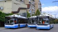 На следующей неделе троллейбусы Алушты подключат к системе безналичной оплаты проезда