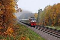 КЖД переходит на зимний график движения поездов