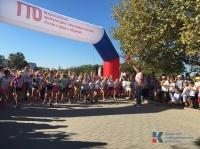 """Более тысячи человек приняли участие в """"Кроссе нации"""" в Севастополе"""