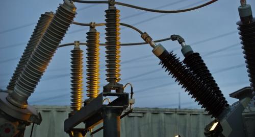 В Крым доставлены две мобильные газотурбинные электростанции