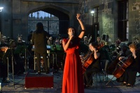 В Ялте в Воронцовском дворце состоялась концертная программа посвященная Муслиму Магомаеву