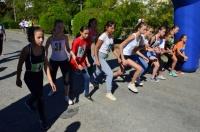Евпаторийцы впервые приняли участие в «Кроссе нации»