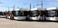 Севастопольские власти в течение 3 лет закупят по 100 автобусов, троллейбусов, дорожной техники и 5 катеров