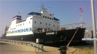 Автопассажирский паром «Керченский-2» снова вышел на линию