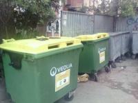 В Ялте установили 14 новых контейнеров для раздельного сбора мусора