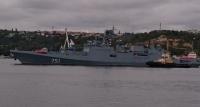 Фрегат «Адмирал Эссен» прибыл в Севастополь