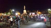 По Севастополю прокатились 650 участников масштабного велопробега