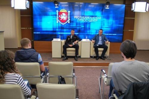Руководитель технической службы вневедомственной охраны Управления Росгвардии по Республике Крым рассказал крымчанам, как избежать квартирных краж