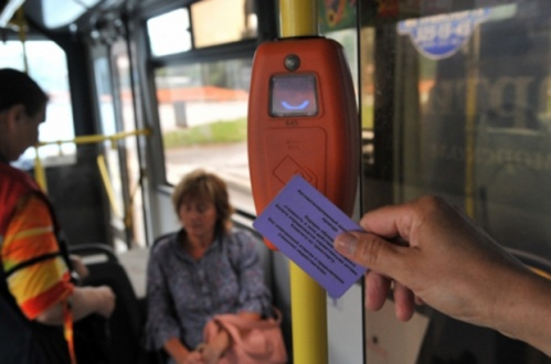 Единая карта севастопольца начнет действовать на 15 единицах общественного транспорта в декабре
