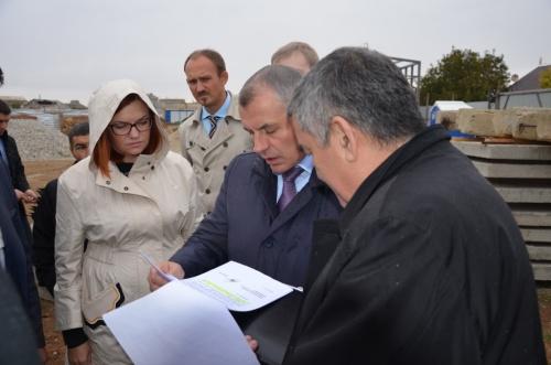 В Евпатории расторгнут договоры с подрядчиками по двум объектам ФЦП