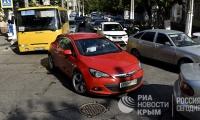 В Симферополе запретят стоянки на улицах с односторонним движением