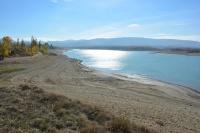Крымские водохранилища естественного стока наполнены на 65%