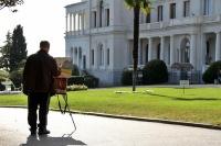 В Ливадийском дворце прошел пленэр «Крымская палитра»