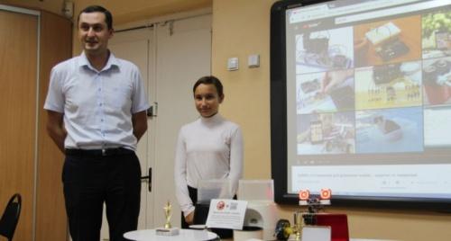 Севастопольская школьница запатентовала первый в мире тренажер для кошек