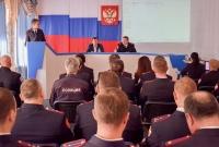 В Управлении вневедомственной охраны Росгвардии по Республике Крым подведены итоги служебной деятельности за 9 месяцев 2017 года