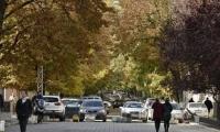 В субботу в центре Симферополя приостановят движение транспорта