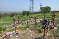 На двух кладбищах Керчи нашли нарушения