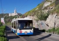 «Севэлектроавтотранс» увеличил протяженность троллейбусного маршрута №5