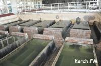 На реконструкцию систем обеззараживания в Керчи потратят 140 миллионов