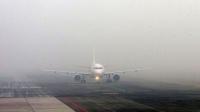 Туман вновь парализовал работу симферопольского аэропорта