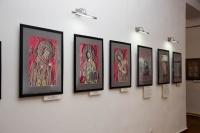 В Евпаторийском краеведческом музее представлена фотовыставка древнерусского лицевого шитья