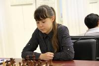 Керченская шахматистка стала лучшей на турнире в Краснодаре