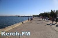На проектирование набережной Керчи потратят почти 15 млн руб