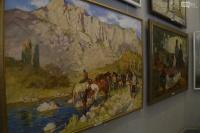 В Симферополе представили выставку лучших работ студентов художественного училища