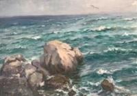 В Ялте откроется выставка «Влюбленные в море»