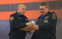 Спасатели Керчи получили 5 наград на фестивале «Созвездие мужества»