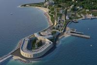 Свыше 10 тысяч человек посетили Константиновскую батарею за минувшие выходные