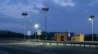 В Симферополе может «поумнеть» освещение благодаря солнечным батареям