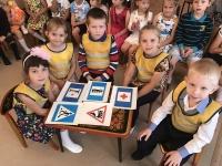 В Ялте сотрудники ГИБДД проводят беседы «Детям безопасные дороги»