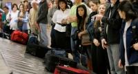 В новом терминале аэропорта Симферополя монтируют первую отечественную систему обработки багажа