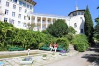 12 ноября пройдут экскурсии по санаторию «Горный» в Ливадии