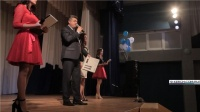 В Керчи торжественно открыли отремонтированный актовый зал КГМТУ
