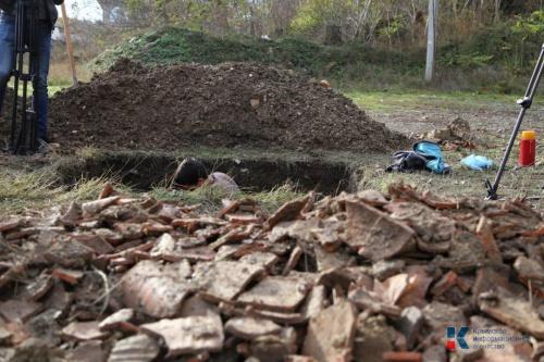 В Симферополе обнаружен средневековый водопровод дворца калга-султана