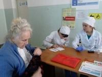 В Севастополе провели акцию ко Всемирному дню борьбы с диабетом