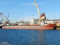 В порт «Керчь» прибыл спасательный буксир «Пурга»