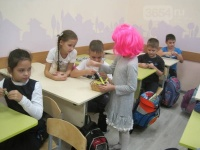 Ялтинские школьники познакомились с книгами Лидии Огурцовой