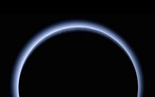 Атмосфера отдаленного Плутона еще более холодная, чем предпологалось