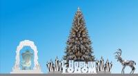 На Новый год Евпатория станет царством Снежной королевы