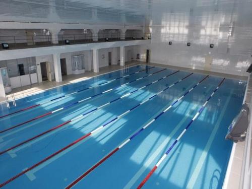 В Симферополе построят олимпийский бассейн за миллиард рублей